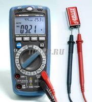 АММ-1062 Мультиметр цифровой - измерение постоянного напряжения фото
