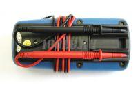 АММ-1062 Мультиметр цифровой - Крепление щупов на корпусе фото