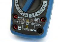 АММ-1062 Мультиметр цифровой - Входные разъёмы фото