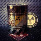 Бочка радиация для хранения