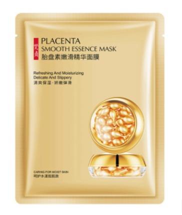 Омолаживающая маска Venzen с экстрактом плаценты.(47590)