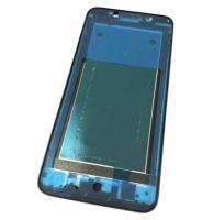 Рамка дисплея (средняя часть) Huawei Honor 7A (DUA-L22)/Y5 Prime 2018 (DRA-LX2) (black) Оригинал