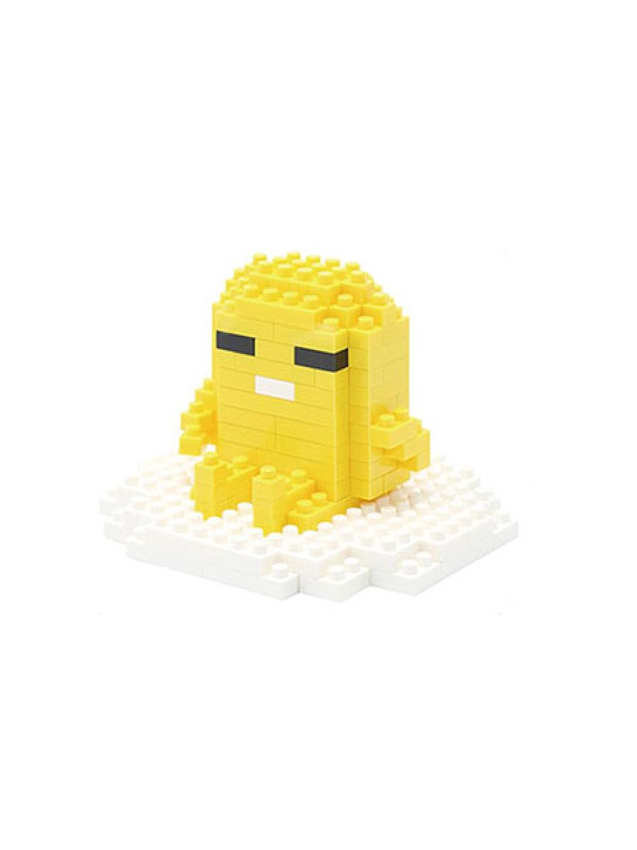 Конструктор Wisehawk & LNO Яичный желток 145 деталей NO. 075 Egg yolk mini blocks