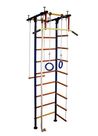 Детский спортивный комплекс Вертикаль-Юнга 2.1Д с турником