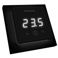 Электронный терморегулятор Thermoreg TI-300 Black (черный) сенсорный для теплого пола купить в Екатеринбурге