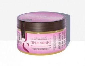 JURASSIC SPA - Масляная сыворотка-превошинг для сухих и поврежденных волос, 300 мл