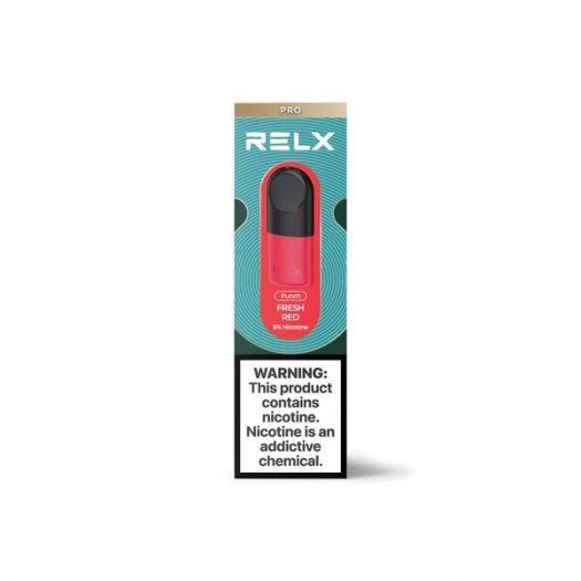 Картриджи RELX Pod Pro Fresh Red 1,8%