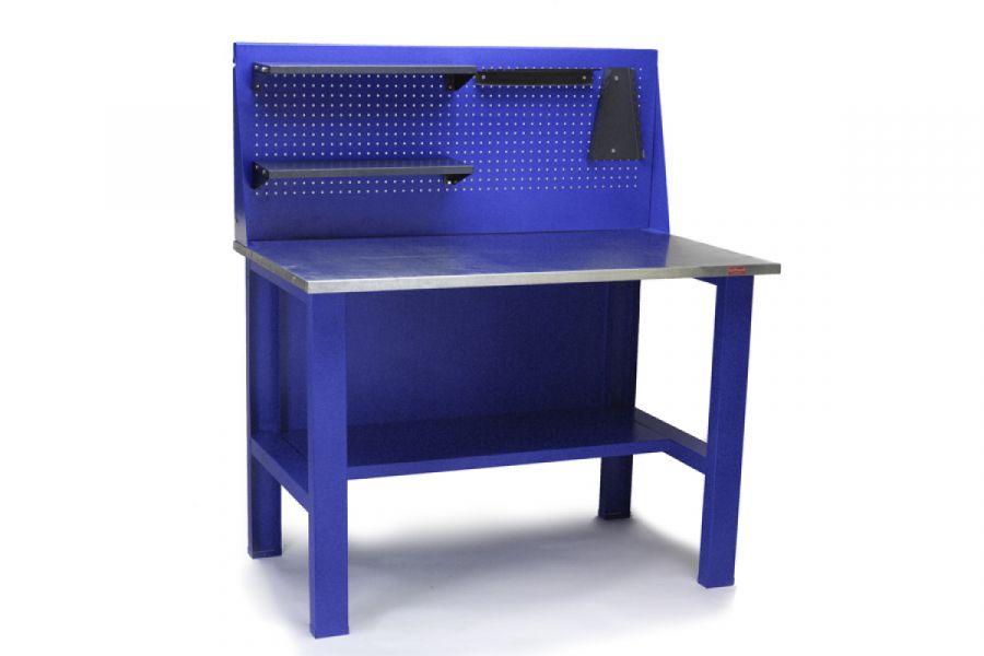 Верстак Верстакофф Стол для слесарных работ с экраном
