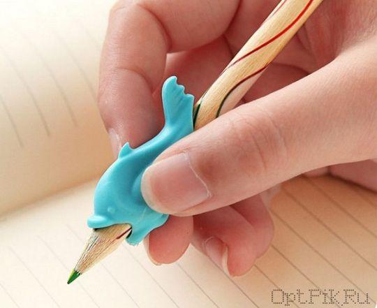 """Тренажер для письма """"Дельфин"""""""