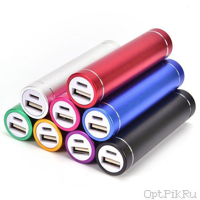 Внешний аккумулятор Smart Power Bank 2600mAh