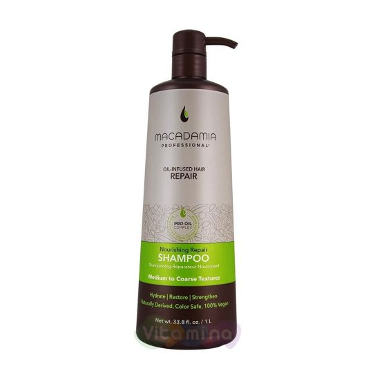 Macadamia Шампунь восстанавливающий NOURISHING REPAIR SHAMPOO