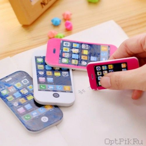 """Ластик """"Айфон"""" (iPhone)"""