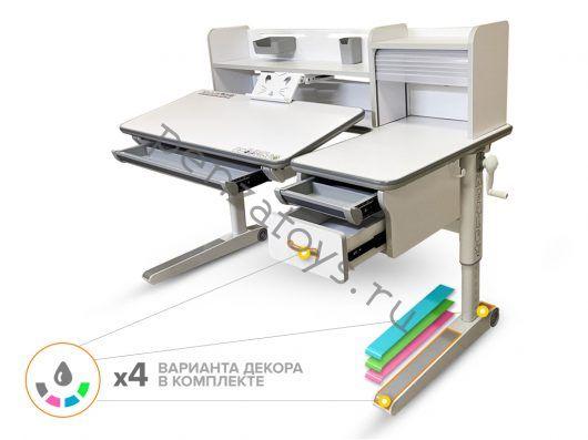 Растущая парта Mealux Sherwood XL BD-860 Multicolor