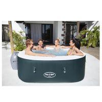 Гидромассажный бассейн Bestway Lay-Z-SPA Ibiza AirJet (180х66)