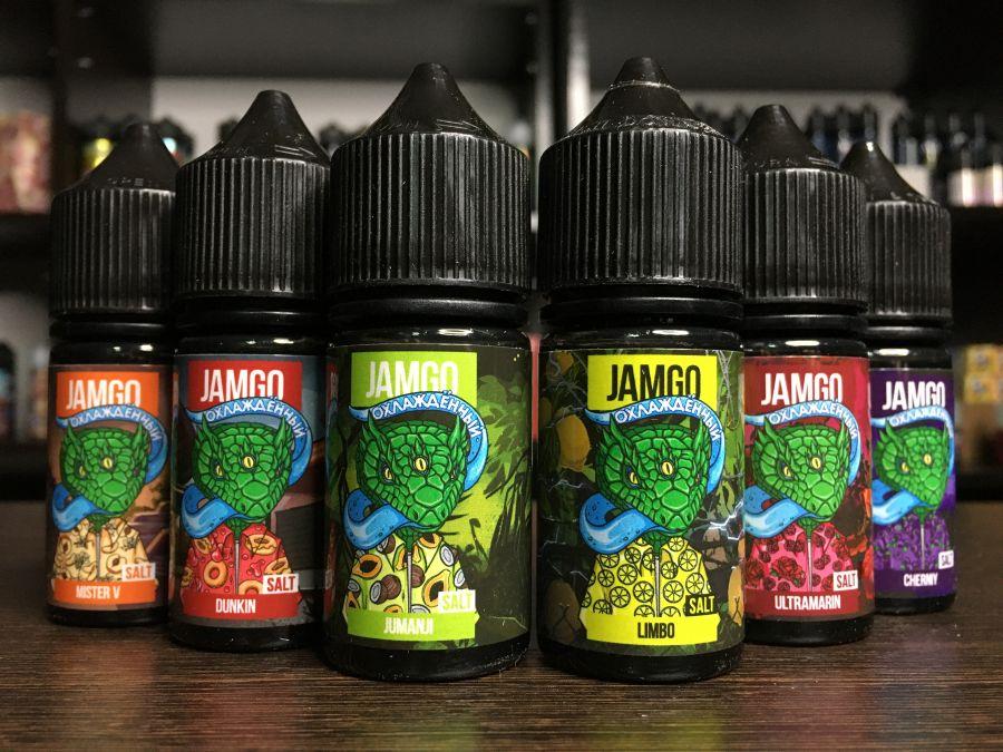 Жидкость JAMGO SALT 30мл