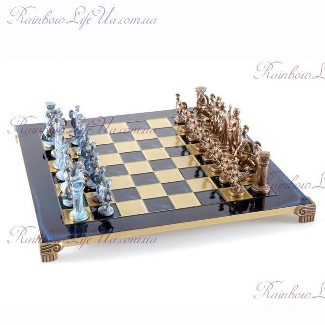 "Шахматы ""Manopoulos"" Греко - Римские S11BBLU"