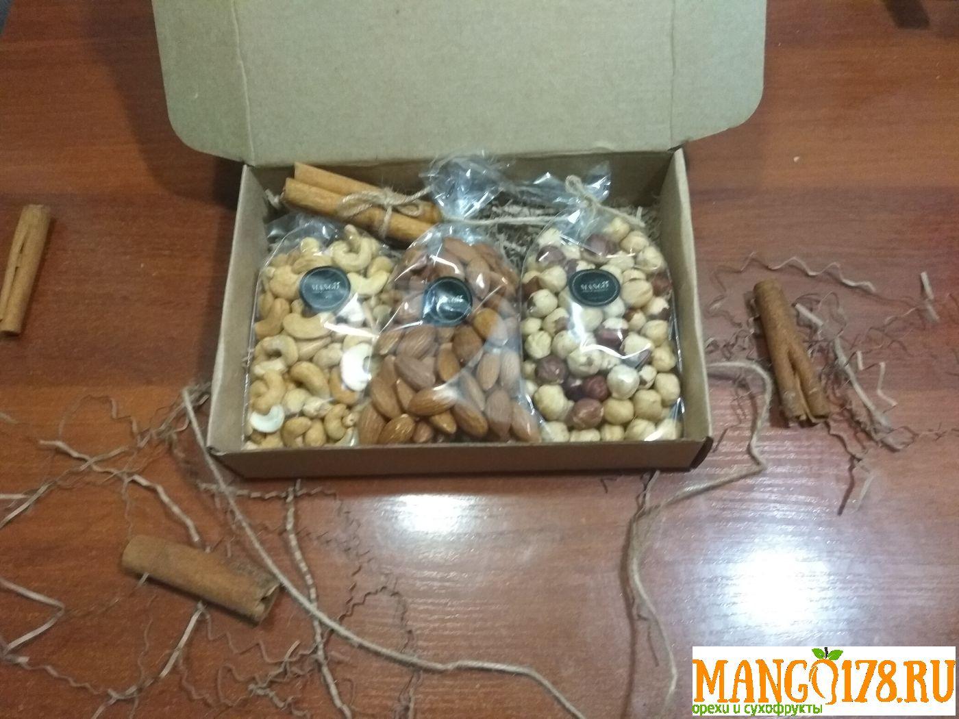 "Набор орехов шоколаде ""Белка"" 375гр"