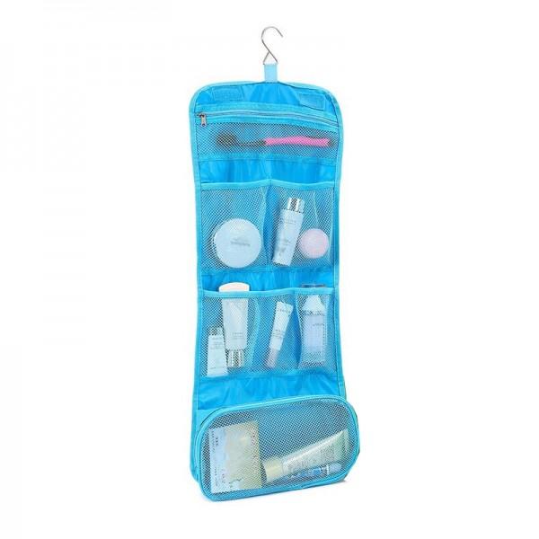 Дорожная сумка для гигиенических принадлежностей Travel Storage Bag, голубой