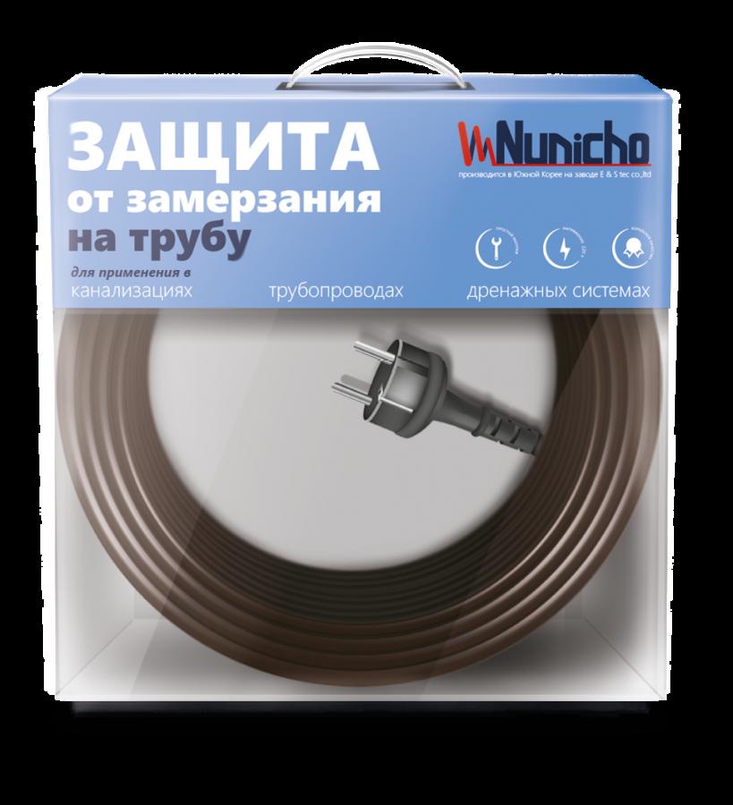 Комплект для обогрева трубы снаружи (защита от замерзания на трубу) Nunicho 6 метров