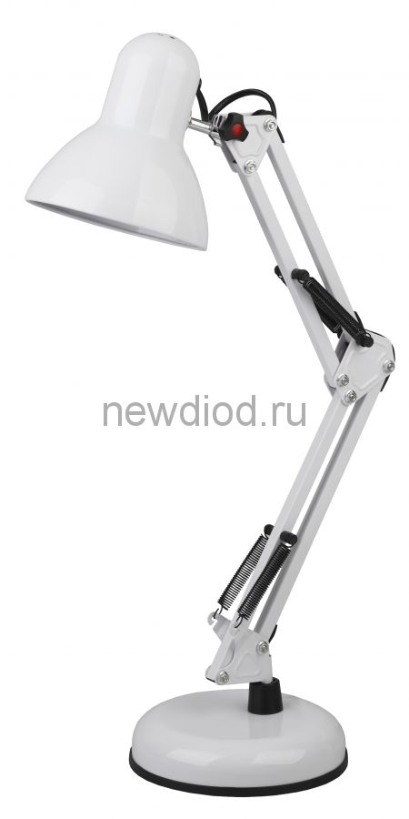 Настольный светильник N-214-E27-40W-W белый ЭРА