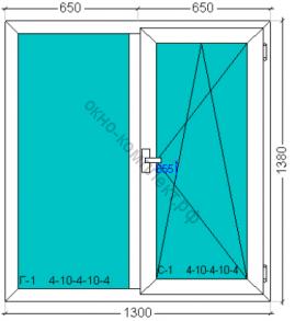 Proplex Litex (3кам)