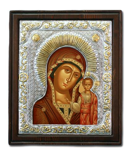 """Икона Божией Матери """"Казанская"""" (Греция)"""