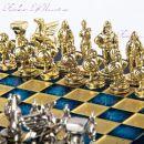 """Шахматы """"Manopoulos"""" Спартанский воин S16BLU"""