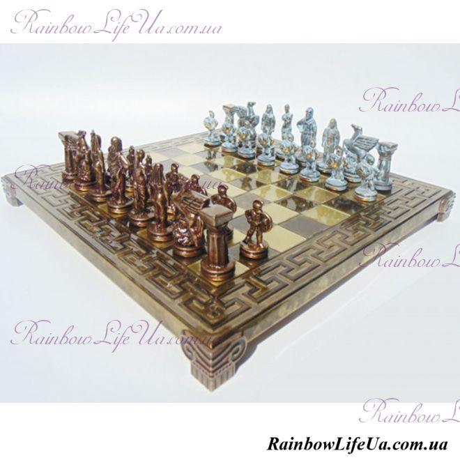"Шахматы Спартанский воин S16BMBRO ""Manopoulos"""