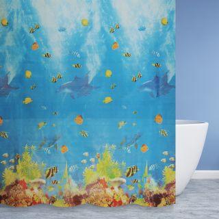 Штора для ванной комнаты Savol S-6PEVA08