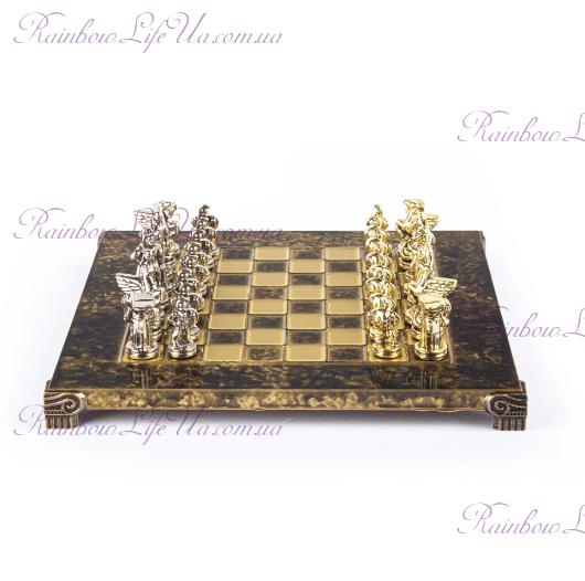 "Шахматы ""Manopoulos"" Спартанские воины S16BRO"