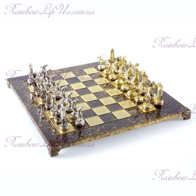 "Шахматы ""Manopoulos"" Дискобол S17BRO"