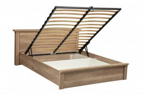 Кровать 39.06 - 01 (1400) Антика с подъемным мех.