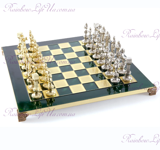 "Шахматы ""Manopoulos"" Ренессанс S9GRE"