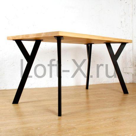 "Обеденный стол в стиле лофт - ""Sling"""