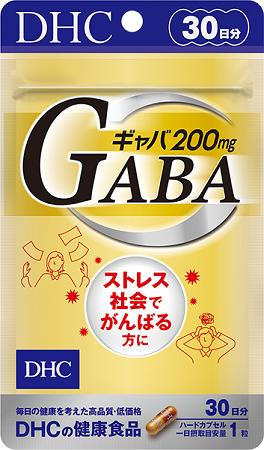 DHC Gaba (ГАБА) от стресса на 30 дней