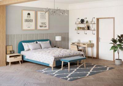 Кровать Райтон Lagom Plane Soft