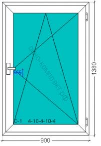 Exprof Practica 58 мм (3кам)