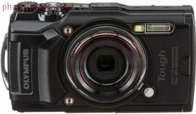 Фотоаппарат компактный Olympus Tough TG-6