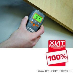 CMT DMM-001 Измеритель влажности (влагомер, гигрометр) цифровой для измерения влажности древесины и стройматериалов ХИТ!