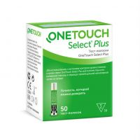 Тест полоски One Touch Select PLUS № 50