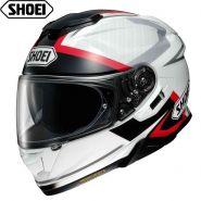 Шлем Shoei GT-Air 2 Affair, Бело-черно-красный