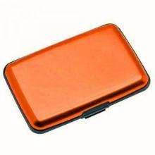 Кейс для кредитных карт Security Credit Card Wallet, Оранжевый