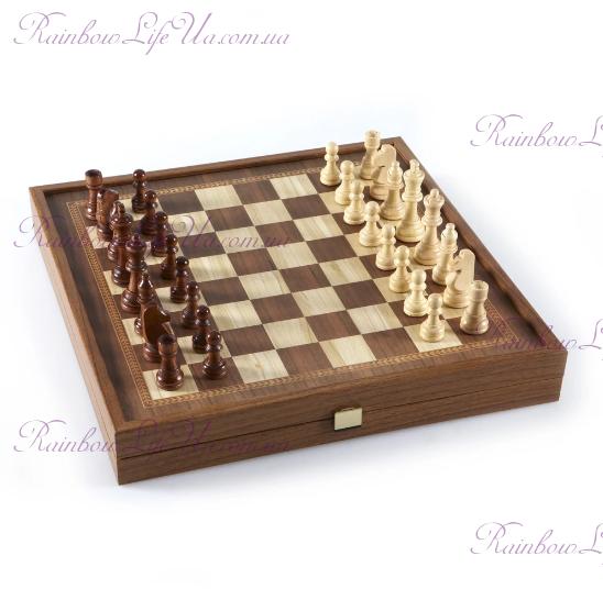 """Шахматы, нарды, шашки 3 в 1 STP36E """"Manopoulos"""""""