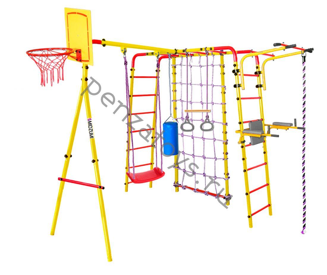 Уличный детский спортивный комплекс Midzumi Tamayo