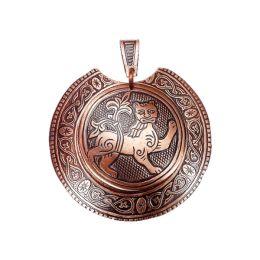 Колт накладной «Могучий лев»