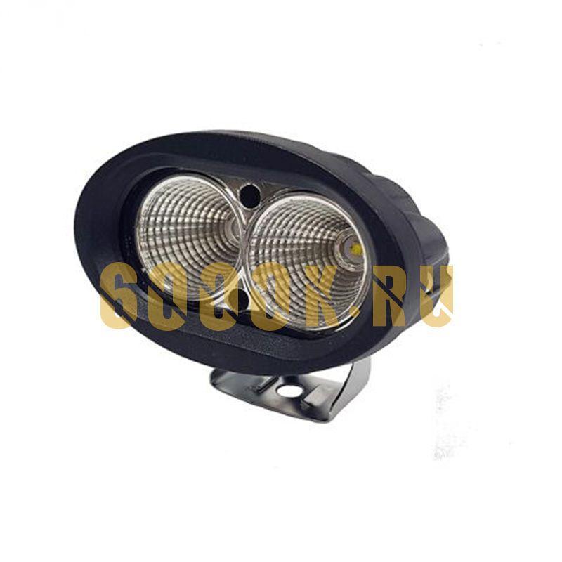 Фара 6K2-20W ближний, рабочий свет