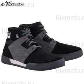 Ботинки Alpinestars Primer, Чёрно-серые