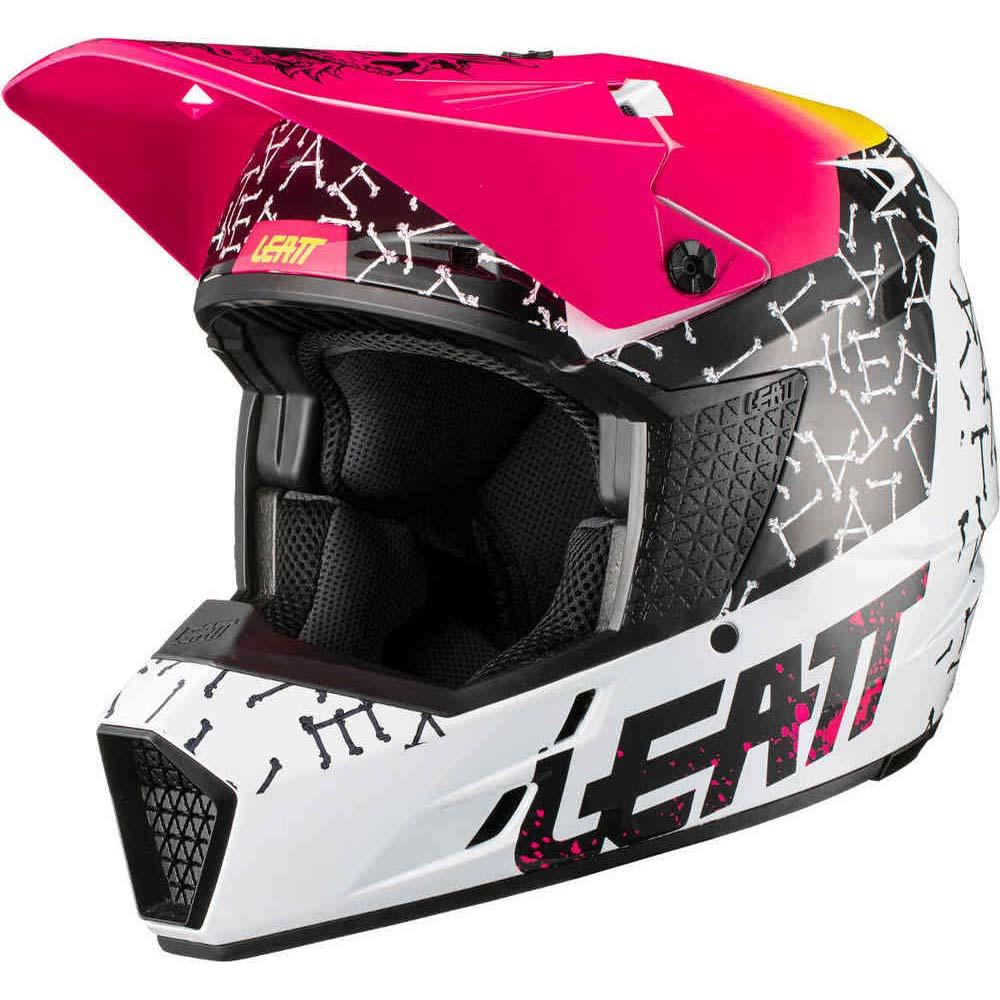 Leatt Moto 3.5 V21.2 Junior Skull шлем внедорожный