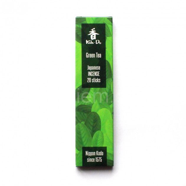 Благовония зеленый чай  Morning Star, 20шт