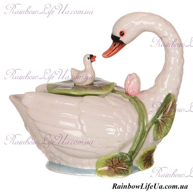 """Заварочный чайник Лебедь """"Lefard"""""""